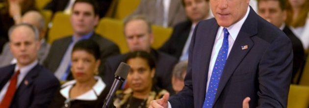 Romney's promised education reforms never happened in Massachusetts