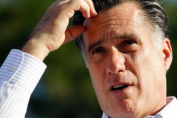 Memo to Mitt: Release your damn tax returns