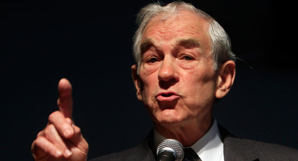 Did Ron Paul call on Romney to release his tax returns or not?  That is the question