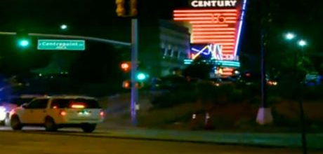 "Gunman kills 12, wounds 50 in Colorado theater showing ""The Dark Knight Rises"""