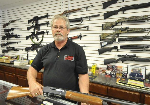 Firearms sales surge in wake of Colorado shooting