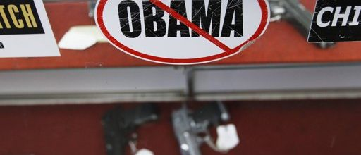 White House: New gun laws? We don't need no stinkin' new gun laws