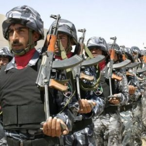 Iraqi police: Training? We don't need no stinkin' training.