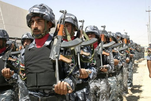U.S. wastes $200 million on uneeded, unwanted Iraqi cop training