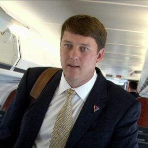 Mitt Romney press aide Rick Gorka