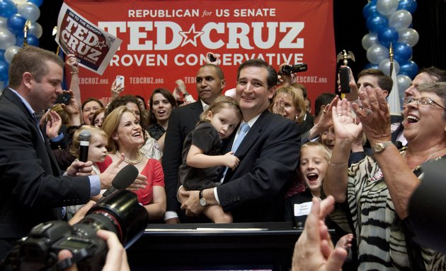 Cruz's victory increases chances of no-compromise government gridlock