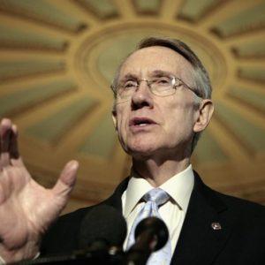 Sen. Harry Reid (REUTERS/Kevin Lamarque)