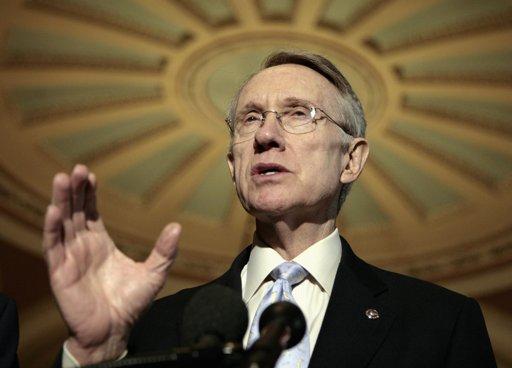 Senators announce last minute deal to avoid default, open government