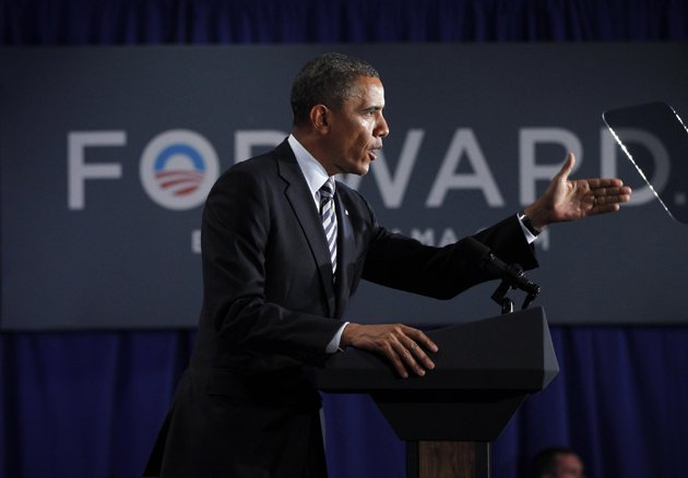 Obama: Opponent's tax plan is 'Romney Hood'