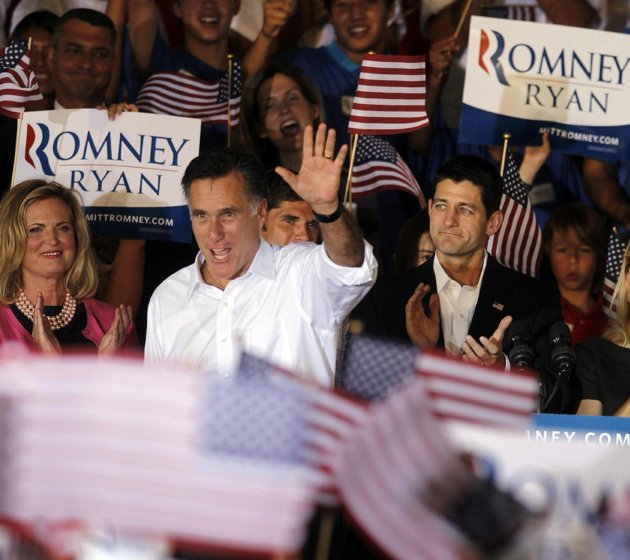 Truth becomes first casualty of new Romney-Ryan ticket