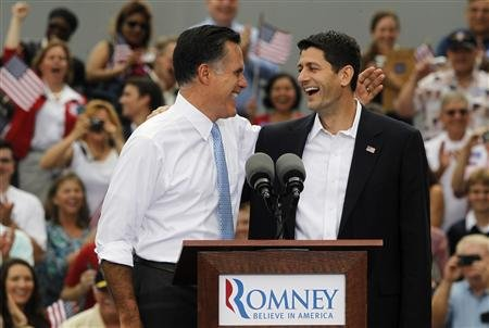 Romney's selection of Ryan as running mate redefines White House race