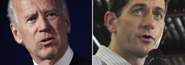 Biden & Ryan: Battle of the Number Twos
