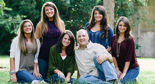 Rep. Steve Southerland and his daughters:  Did one of them skinny dip with the old man in Israel?