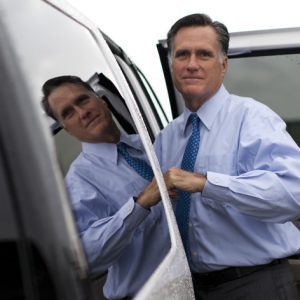 Mitt Romney (Associated Press/Evan Vucci )