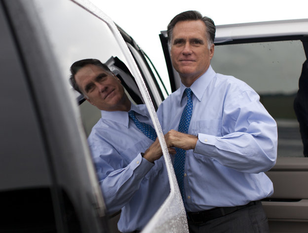 Romney used secret data mining system to identify wealthy donors