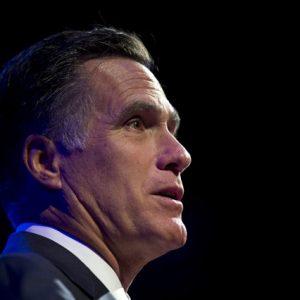GOP Presidential nominee Mitt Romney (AP Photo/Evan Vucci)