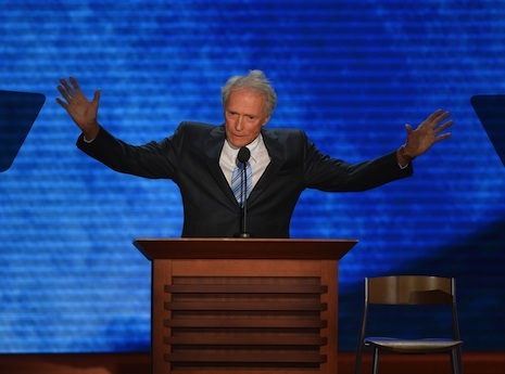Clint Eastwood's rambling, incoherent rant: The convention's worst moment?