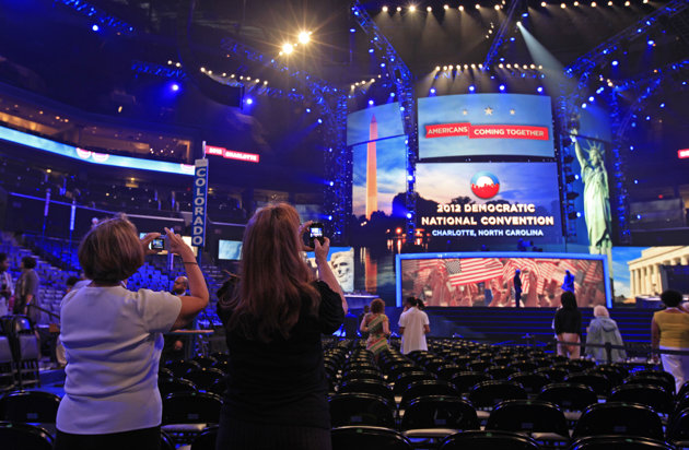 Democratic convention security rules raise free speech concerns