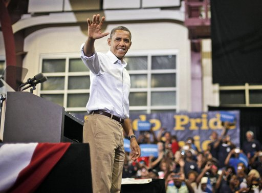 For Obama, 2012 requires a new message