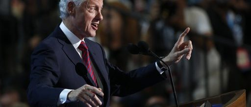 Bill Clinton plays fast and loose with facts in convention speech