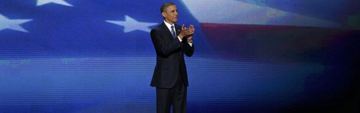 Obama attempts to make case for re-election