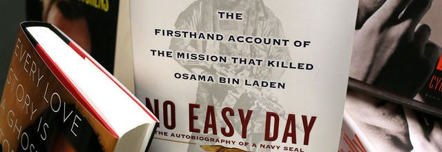 Pentagon:  Navy SEAL violated secrecy agreement with bin Ladin book