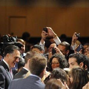 GOP Presidential nominee Mitt Romney (REUTERS/David Manning)