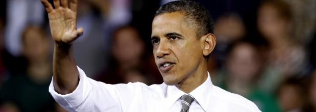 Obama, in two-minute TV spot, promotes 'new economic patriotism'