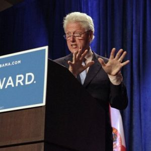 Former President Bill Clinton (AP Photo/John Raoux)