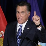 Mitt Romney  (AP Photo/Charles Dharapak)