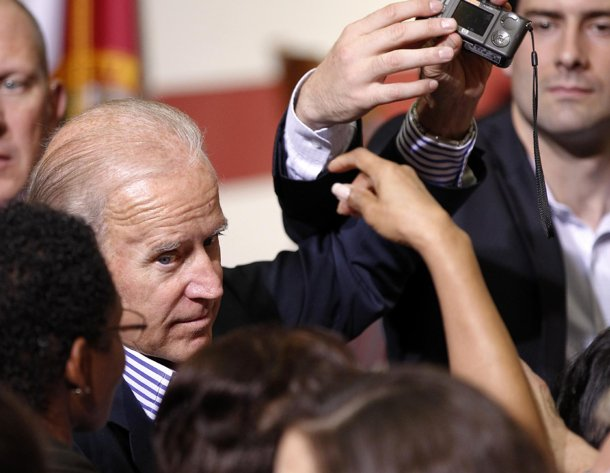 Biden:  Deficit news hit in administration's first week
