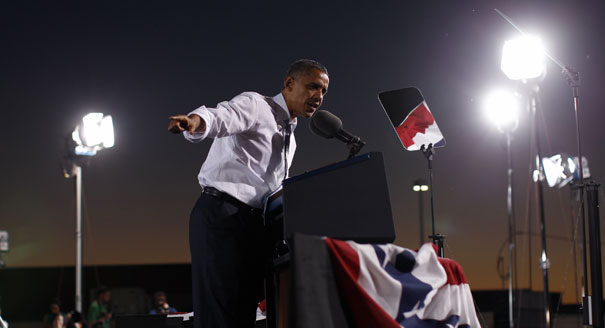 Obama, Romney cram for first Presidential debate