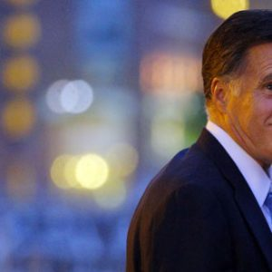 Mitt Romney:  In fantasy land, he is a contender (Reutrs)