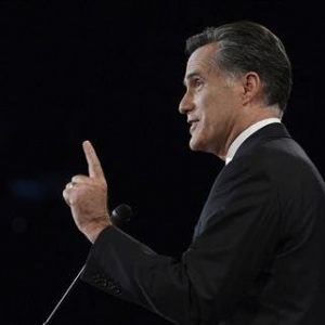 Mitt Romney (REUTERS/Michael Reynolds/Pool)