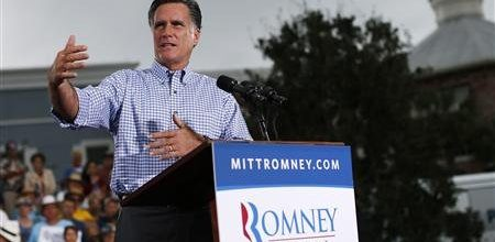 New Pew poll puts Romney ahead of Obama