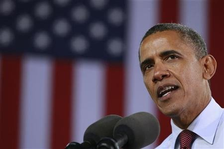 Obama cites auto bailout as a reason for re-election