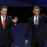 Mitt Romney and Barack Obama:  Will the next debate be as game-changing as the first? (AP Photo/Charlie Neibergall, File)