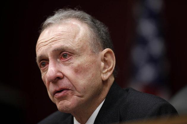 Former Sen. Arlen Specter (AP Photo/Matt Rourke, File)