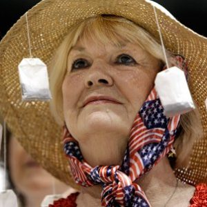 The tea party:  Crazy is as crazy does  (Mark Humphrey / AP Photo)