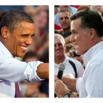 Obama and Romney: The gap closes (AP)