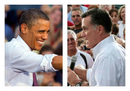 Romney continues to gain ground on Obama