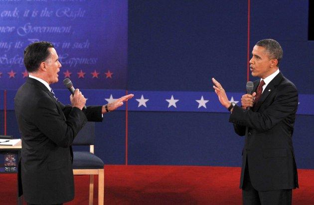 Debate or shouting match?  Passionate second debate satisfies both sides