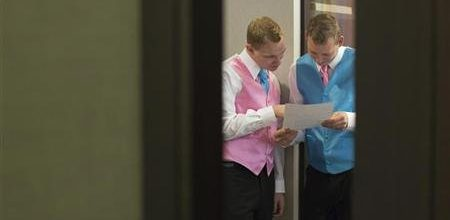 Federal appeals court declares anti-gay marriage law unconstitutional