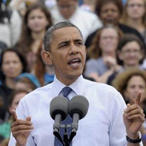 President Barack Obama (AP/Susan Walsh)