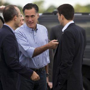 Republican Presidential candidate Mitt Romney (AP/Evan Vucci)