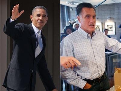 Latest polls have Obama, Romney in dead heat for Presidency