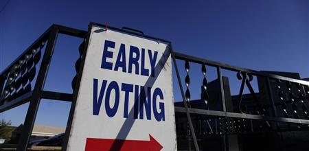 Up to 40 percent expected to cast early votes