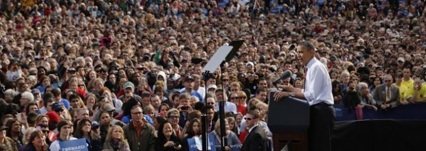 Obama steps up attacks on Romney, calls opponent a 'tax and spend' candidate
