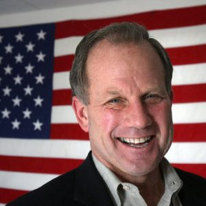 Washington state GOP congressional candidate John Koster