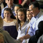 Republican Presidential candidate Mitt Romney (AP)